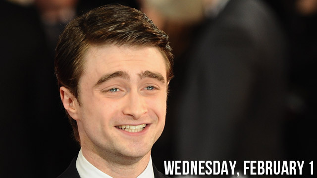 Daniel Radcliffe Likes Your Hairy Potter