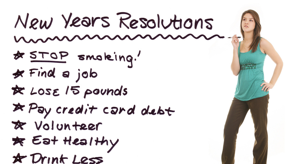 How to Make Every New Year's Resolution Stick for Good
