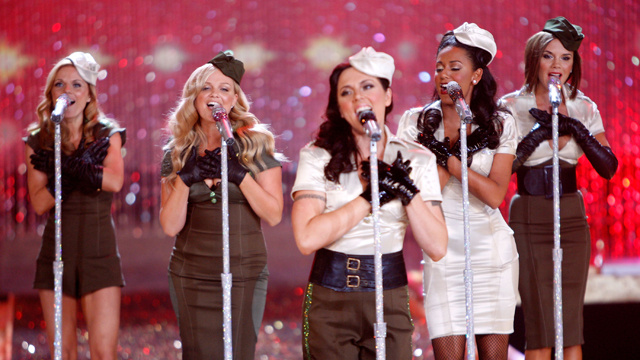 The Spice Girls May Reunite at the Queen's Diamond Jubilee