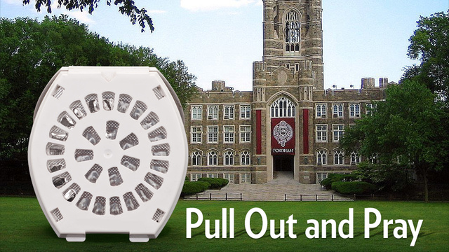 Catholic Colleges Refuse to Pay for Whore Pills
