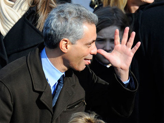 Rahm Emanuel Could Leave White House Very, Very Soon