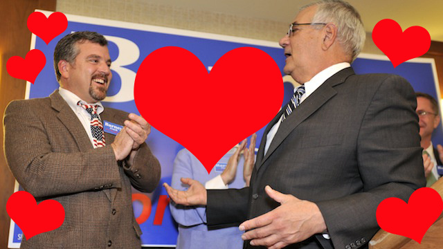 Congressman Barney Frank is Engaged