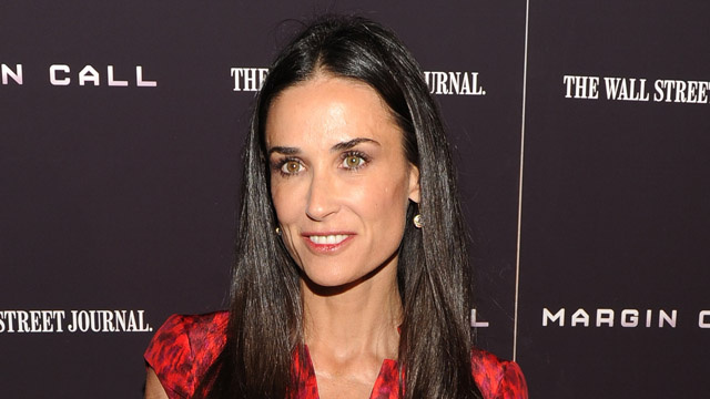 Demi Moore Overdosed on Whip-Its