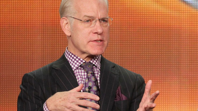 Tim Gunn Has Not Had Sex in 29 Years