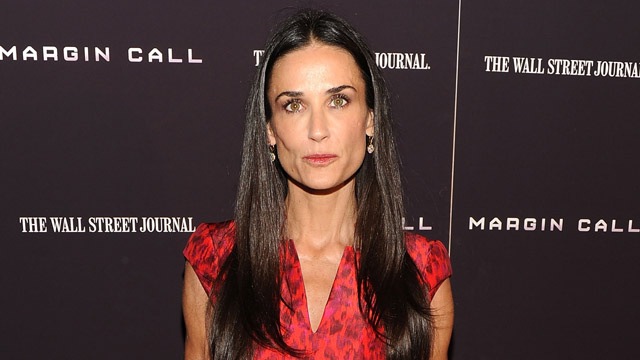 Demi Moore Is Rushed to the Hospital, Will Now Head to Rehab