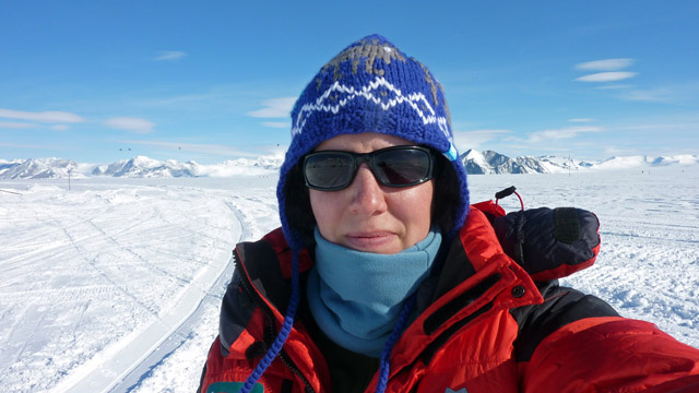 British Woman Becomes the First Person to Ski Across Antarctica Alone