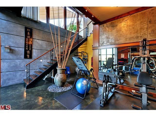 Ryan Phillipe's Workout Palace in the Sky - Photos