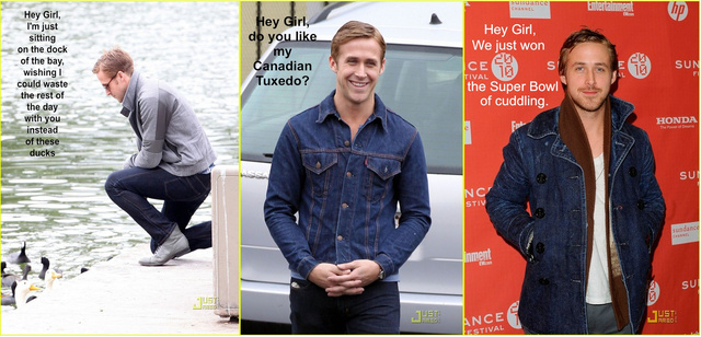 Hey Girl: Ryan Gosling Addresses His Own Internet Meme