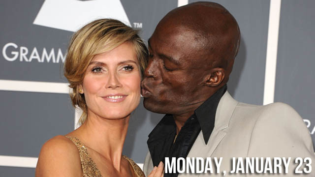 Heidi Klum Couldn't Cope With Seal's Raging, Hulk-Like Temper