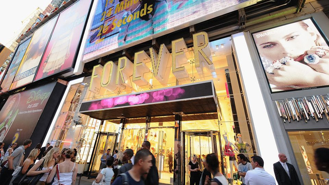 Forever 21 is Getting Sued Again