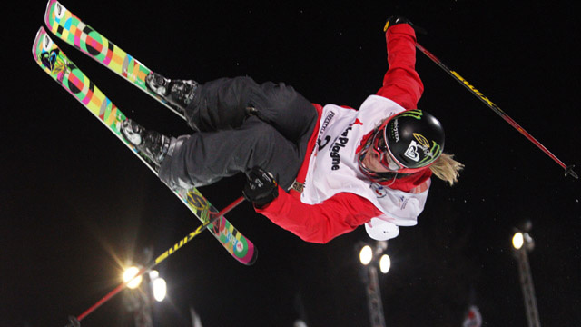 Awesome Freestyle Skier Sarah Burke Has Died