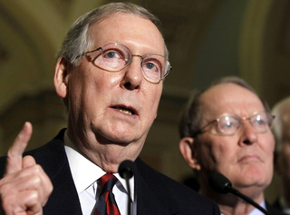 Senate Republicans Simply Block Everything
