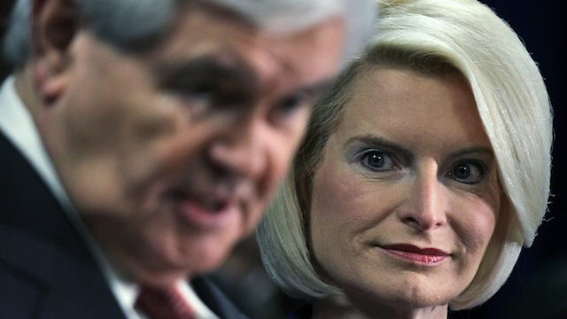 6 Creepy Things About Newt Gingrich's Love Life
