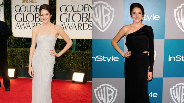 Actress Wears Horrible Toe-Separating Shoes To Golden Globes Party