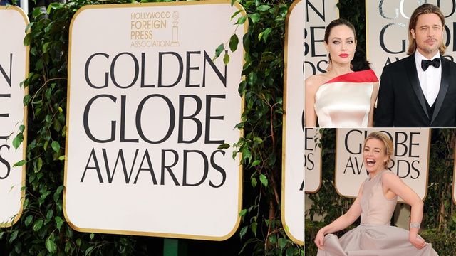 2012 Golden Globes: Live Coverage