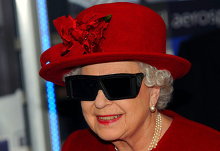 Queen Elizabeth Experiences Delayed Rebellious Teen Phase