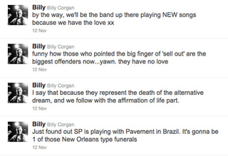 Billy Corgan Reignites Rock Beef On Twitter