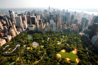 Central Park Offers Free Lodging (In Its Trees)