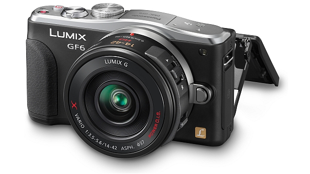 Panasonic's Beginner-Friendly Lumix GF6 Brings Wi-Fi To Micro Four Thirds