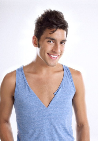 Interview with So You Think You Can Dance's Robert Roldan