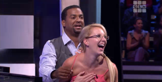 Game Show Contestant Accidentally Exposes Herself While Showcasing Her Flexibility