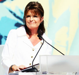 GOP Establishment Might as Well Start Destroying Sarah Palin Now