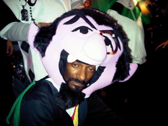 Snoop Dogg Looked Cooler Than You Did On Halloween