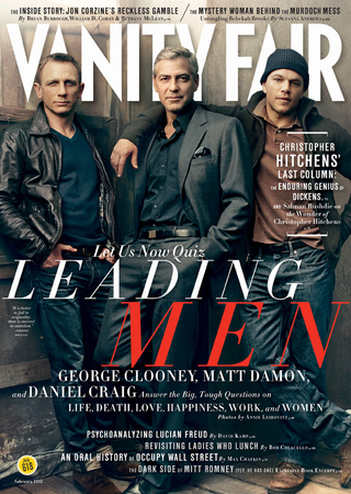 Fuck/Marry/Kill: Daniel Craig, George Clooney, Matt Damon