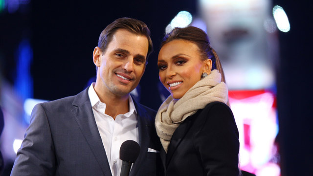 Giuliana And Bill Rancic Look Forward To 2012