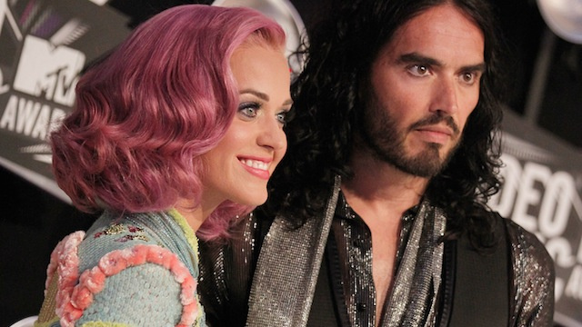 Katy Perry Says Her Marriage Has Been Over For A Long Time, Was Glad Russell Brand Filed For Divorce