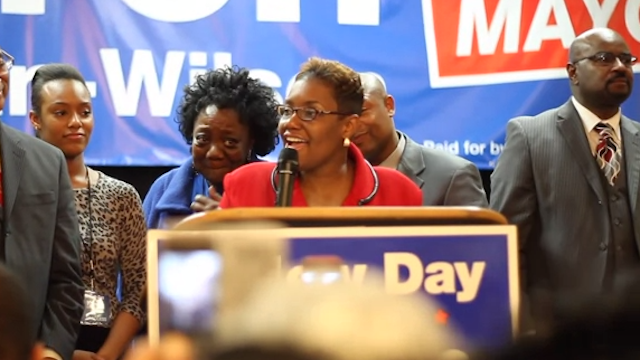 Indiana's First Black Female Mayor Elected To Lead America's Grimmest City
