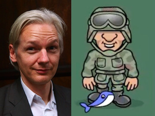 Meet the Cartoon Character the Army is Using to Combat Wikileaks