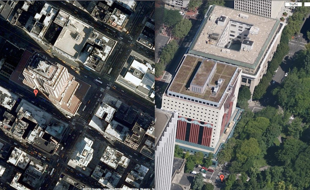 No, These New High-Res Google Maps Were Not Taken by Drones