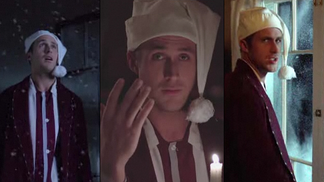 A Very Special 'Drunk History' Of Christmas, Starring Ryan Gosling