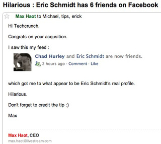 How to Impersonate the CEO of Google—Or Anyone Else—on Facebook