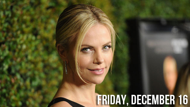 Charlize Theron Doesn't Trust Grown-Ass Women Who Wear Hello Kitty