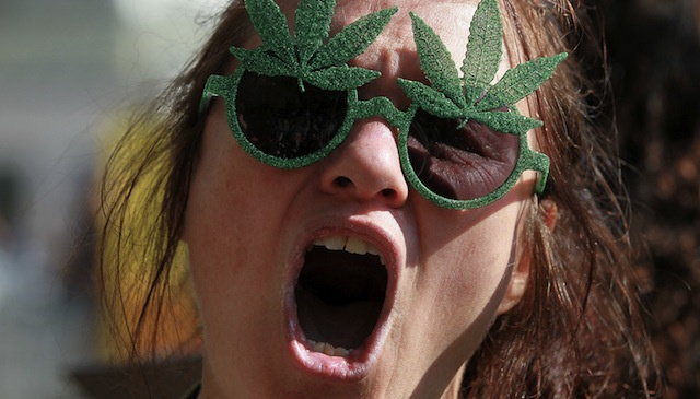 New Research Reveals Teenagers Are A Bunch of Potheads