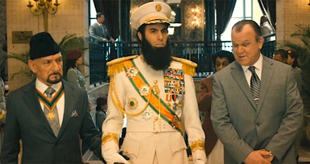 Sacha Baron Cohen Is Now The Dictator