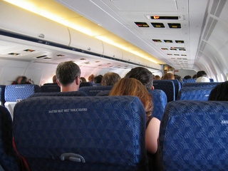 Airplane Passengers Forced to Stand in Aisle for Five-Hour Flight