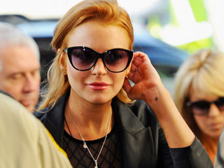 Lindsay Lohan Is Going Back to Jail (But Is Getting Out Again)