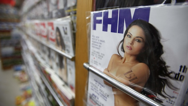 Can You Tell The Difference Between A Men's Magazine And A Rapist?