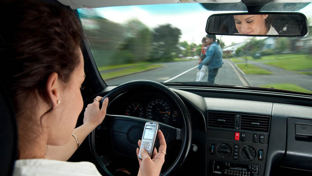 It Is Your God-Given Right As An American To Text While You Drive