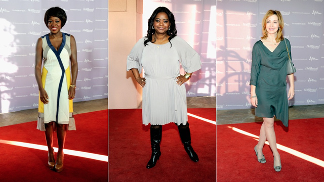 Here's What Powerful Hollywood Ladies Wear To A Glam Power Breakfast