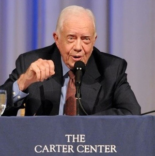 Jimmy Carter's Talking Smack