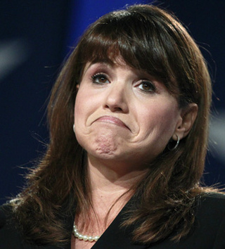 Tea Party Queen Does Not Deny Being a Teen Witch