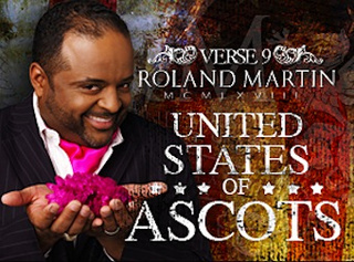 Roland Martin Launches Signature Line of Ascots