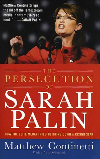 Sarah Palin Approves of Book Titled 'The Persecution of Sarah Palin'