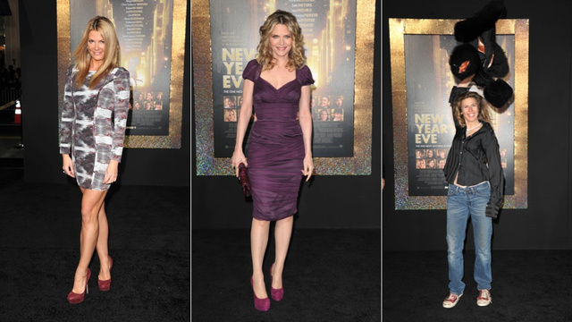 How Many Celebrity Fashion Faux Pas Does It Take To Ruin A Red Carpet?