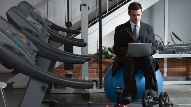 You Might Soon Be Expected To Work Out At Your Desk