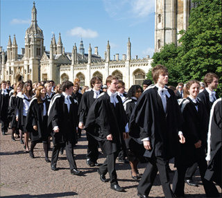 Surprise, Surprise: Brits Think Their School Is Better Than Harvard